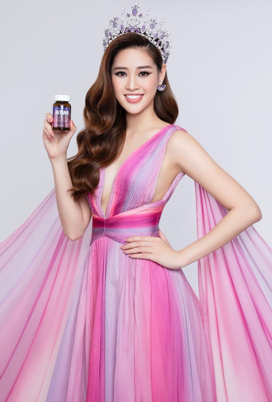 Khánh Vân tự tin, sẵn sàng cho hành trình sắp tới tại Miss Universe 2020 - Ảnh 5.