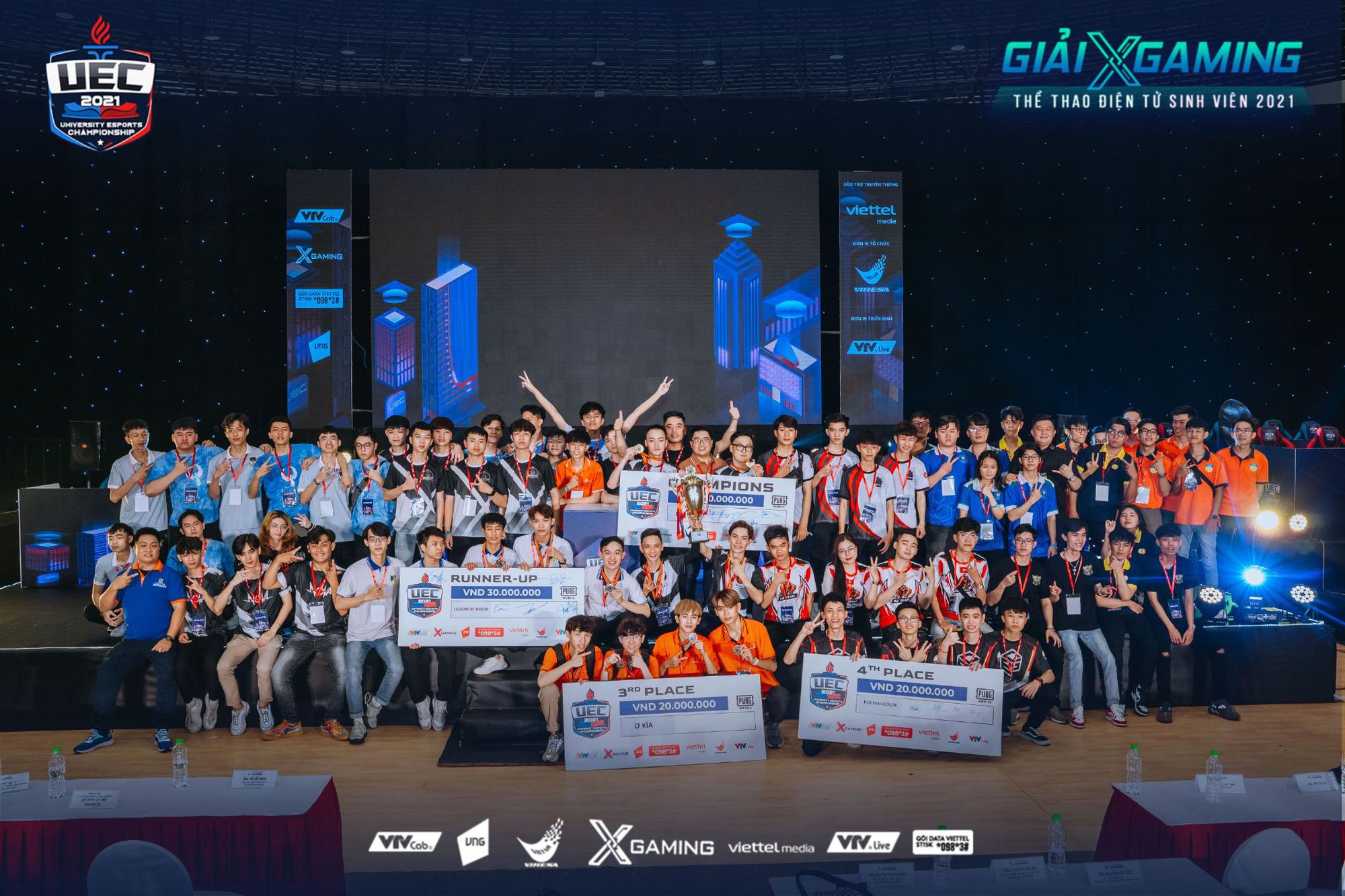 Xgaming - UEC 2021: Cuộc đại tuyển chọn cho tương lai eSports Việt Nam - Ảnh 1.