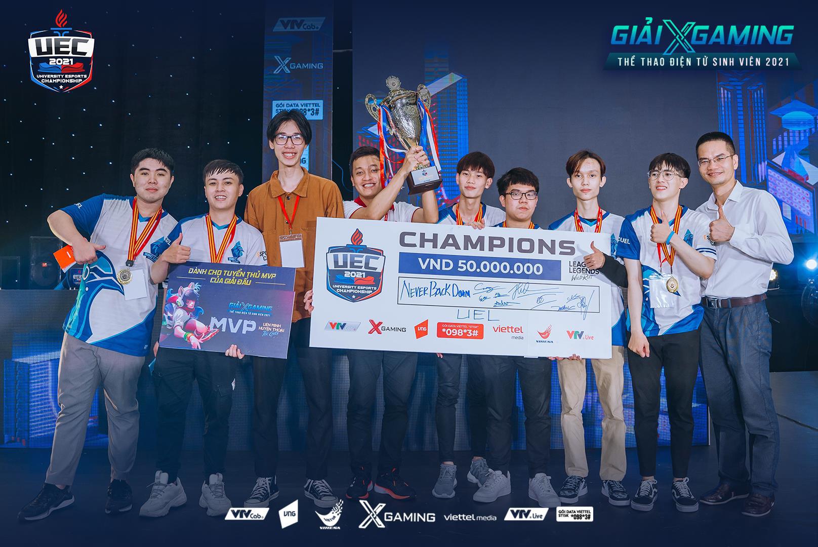 Xgaming - UEC 2021: Cuộc đại tuyển chọn cho tương lai eSports Việt Nam - Ảnh 2.