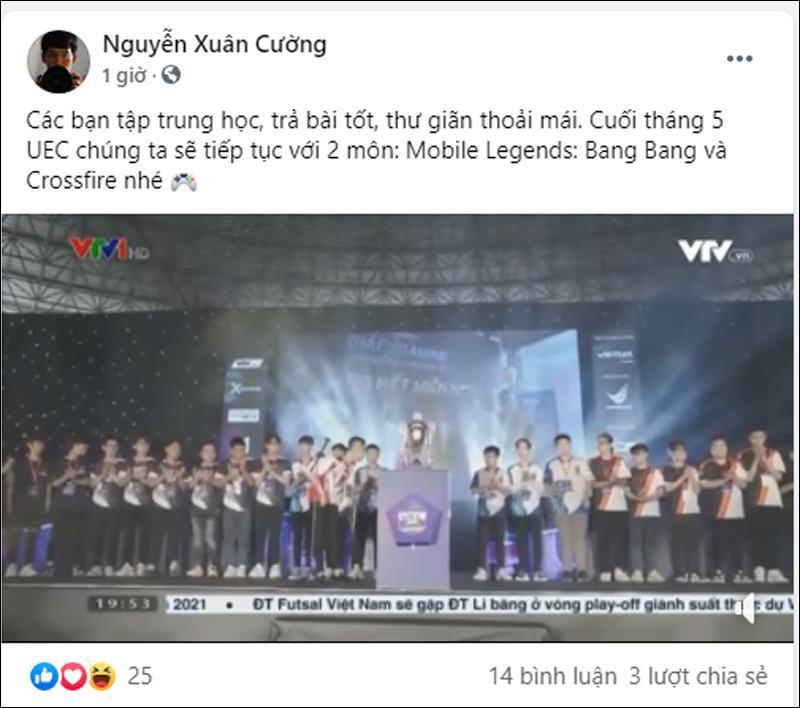 Xgaming - UEC 2021: Cuộc đại tuyển chọn cho tương lai eSports Việt Nam - Ảnh 3.