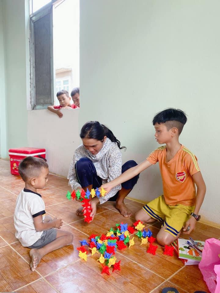 """""""Tiền Heo Vàng"""" của MoMo mang hạnh phúc thật cho trẻ em Việt Nam - Ảnh 3."""