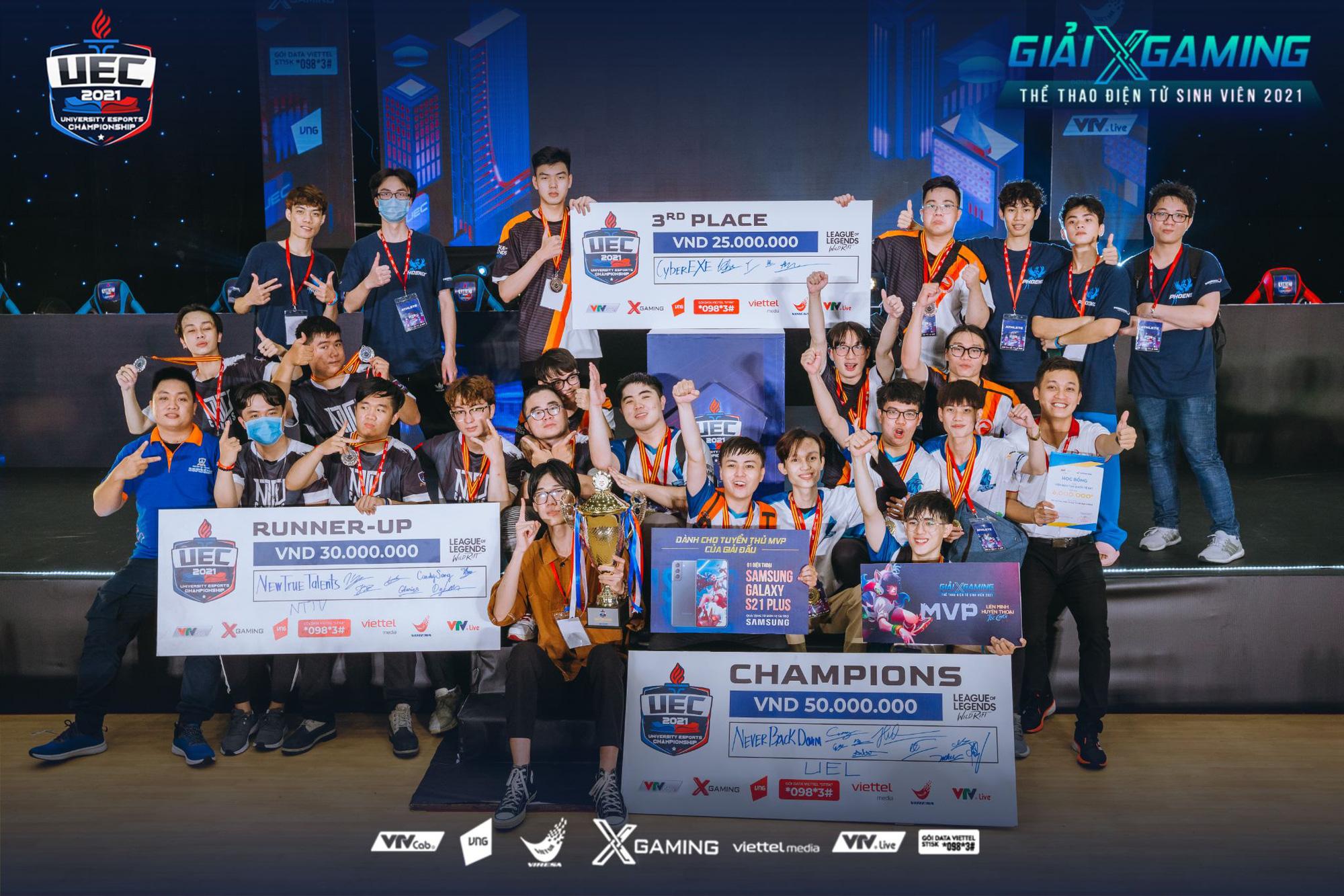 Xgaming - UEC 2021: Cuộc đại tuyển chọn cho tương lai eSports Việt Nam - Ảnh 6.