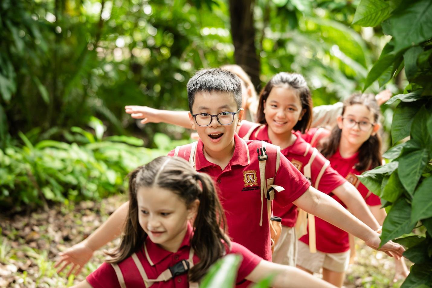 Thỏa sức vui học, khám phá và phát triển kỹ năng tại Trại hè Anh ngữ VAS - Ảnh 1.