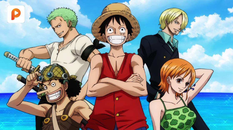 Bồi hồi nhìn lại chặng đường chạm mốc 1000 tập của One Piece - Ảnh 2.