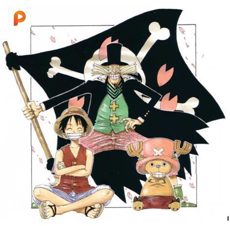 Bồi hồi nhìn lại chặng đường chạm mốc 1000 tập của One Piece - Ảnh 3.