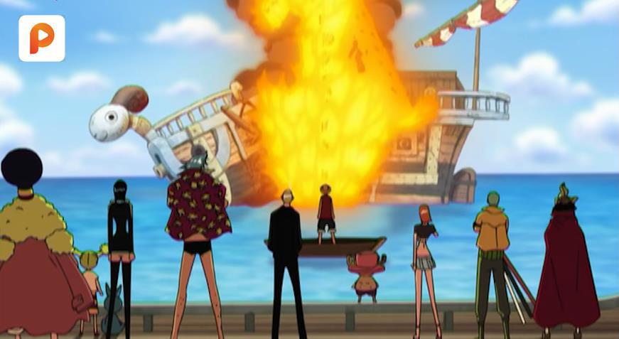Bồi hồi nhìn lại chặng đường chạm mốc 1000 tập của One Piece - Ảnh 4.
