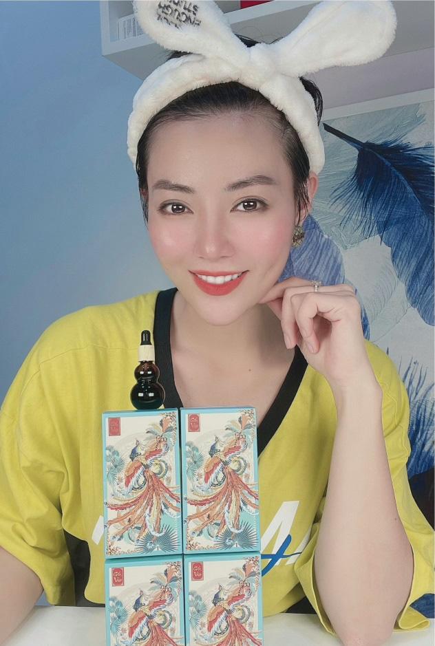 Gốc Việt - em serum tâm đắc của Song Hương - Ảnh 2.