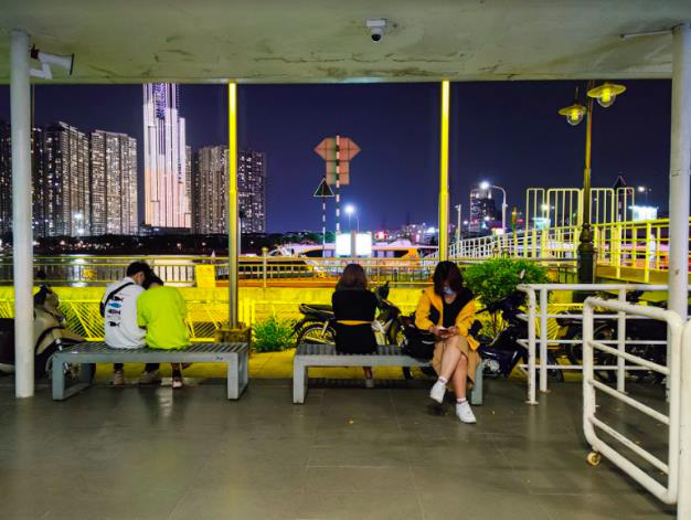 Ngẫu hứng phượt đêm Sài Gòn, hóa ra thành phố này có nhiều góc đậm chất Cinematic đến vậy! - Ảnh 9.