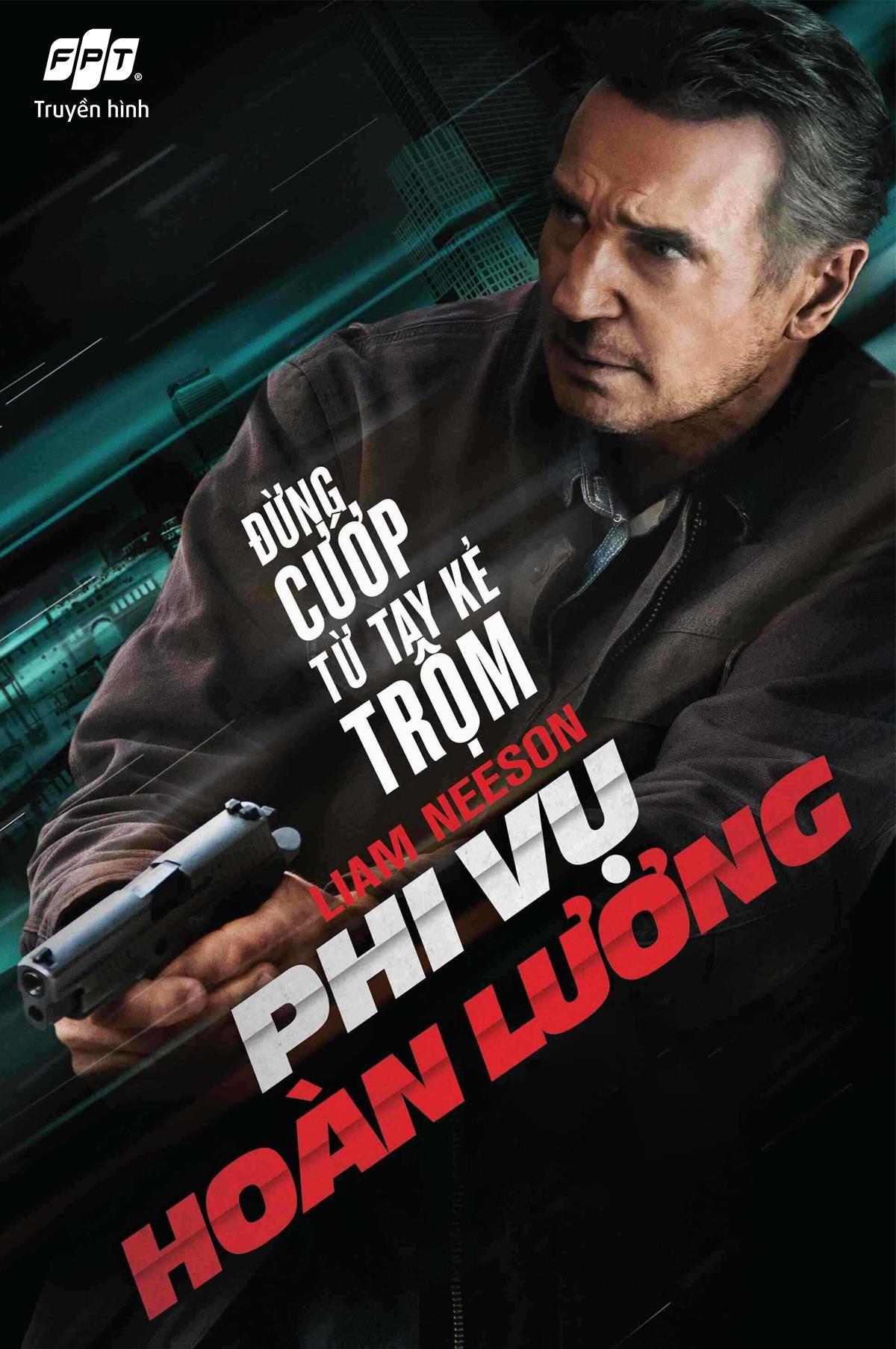Ông bố quốc dân Liam Neeson tái xuất ở Honest Thief: Khi đồng tiền là phép thử dễ dàng nhất đối với lòng người - Ảnh 1.