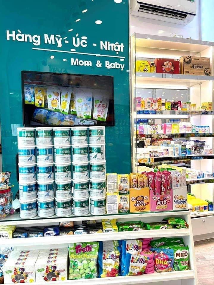 Nên mua sữa chất lượng ở đâu cho bé tại Thành phố Hồ Chí Minh - Ảnh 1.