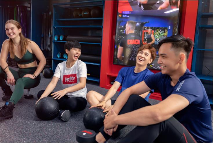 Dù thế giới còn khó khăn dịch bệnh, chuỗi Jetts Fitness không ngừng mở rộng lãnh thổ tại Việt Nam - Ảnh 3.