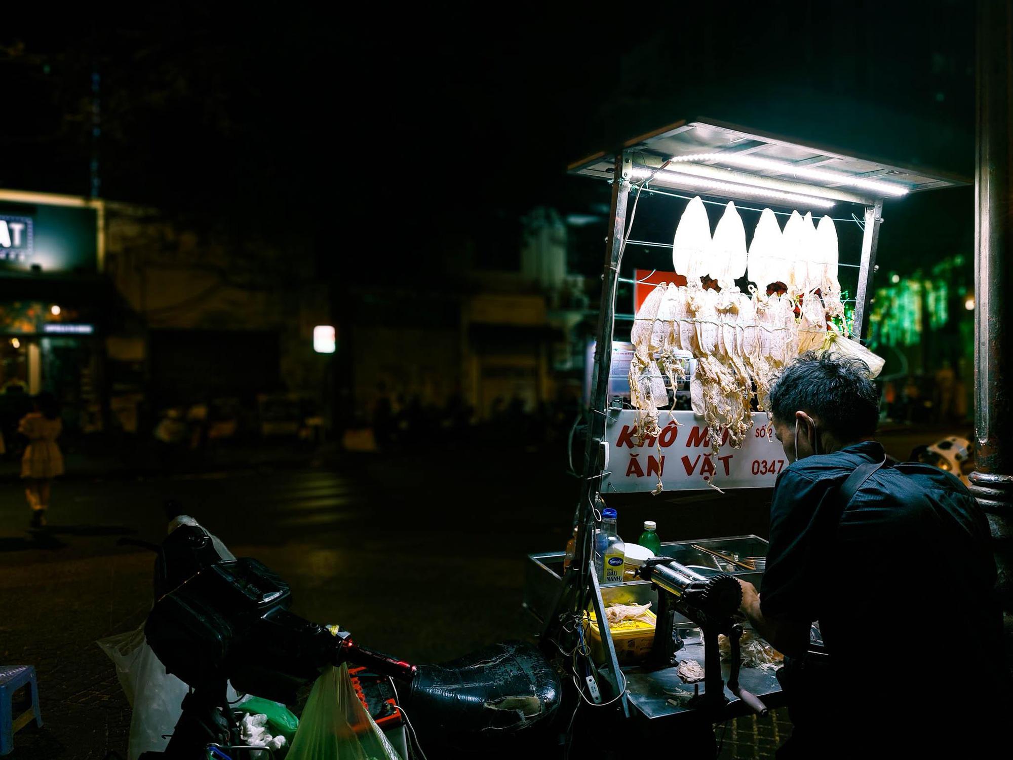 Sài Gòn - thành phố không ngủ qua ống kính Galaxy A72 - Ảnh 5.
