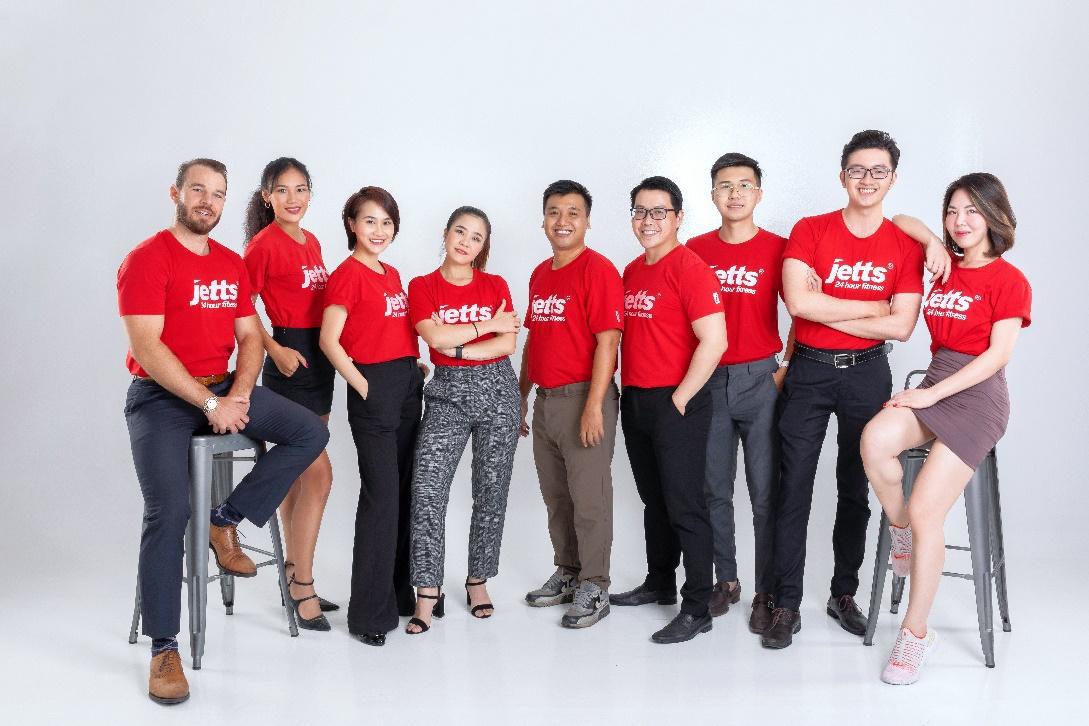 Dù thế giới còn khó khăn dịch bệnh, chuỗi Jetts Fitness không ngừng mở rộng lãnh thổ tại Việt Nam - Ảnh 5.