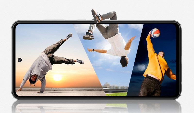 """""""Hot rần rần"""" với Samsung Galaxy A52 5G, vừa nhanh, mạnh, chống nước lại có cả bộ camera """"xịn xò"""" - Ảnh 6."""