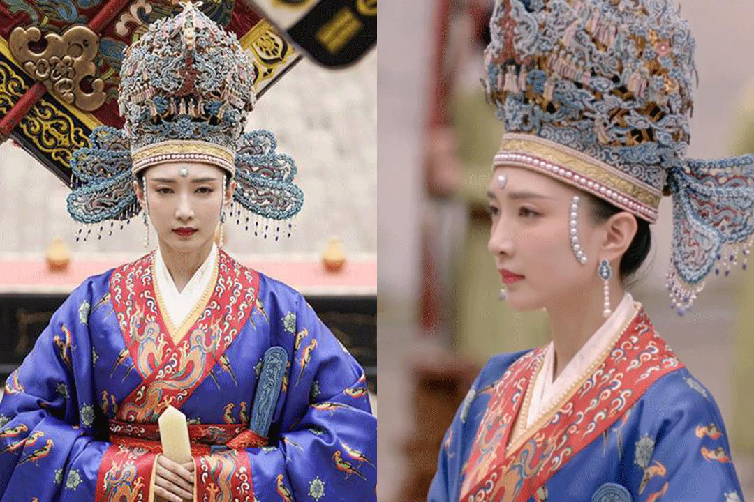 The beauty of the Song Dynasty on the screen: Luu Dao contrasted with Giang So Anh and Trieu Le Dinh - Photo 2.