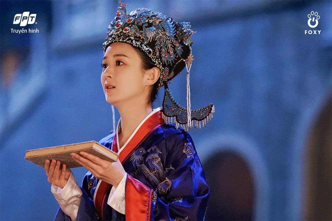 The beauty of the Song Dynasty on the screen: Luu Dao contrasted with Giang So Anh and Trieu Le Dinh - Photo 3.