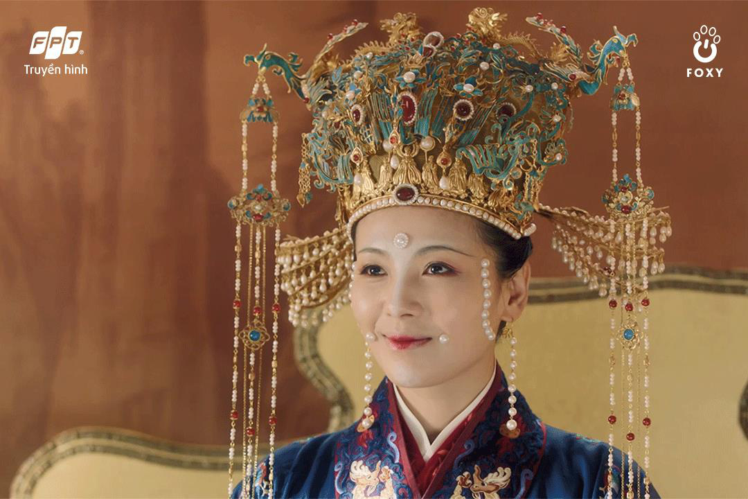 The beauty of the Song Dynasty on the screen: Luu Dao contrasting Giang So Anh and Trieu Le Dinh - Photo 5.