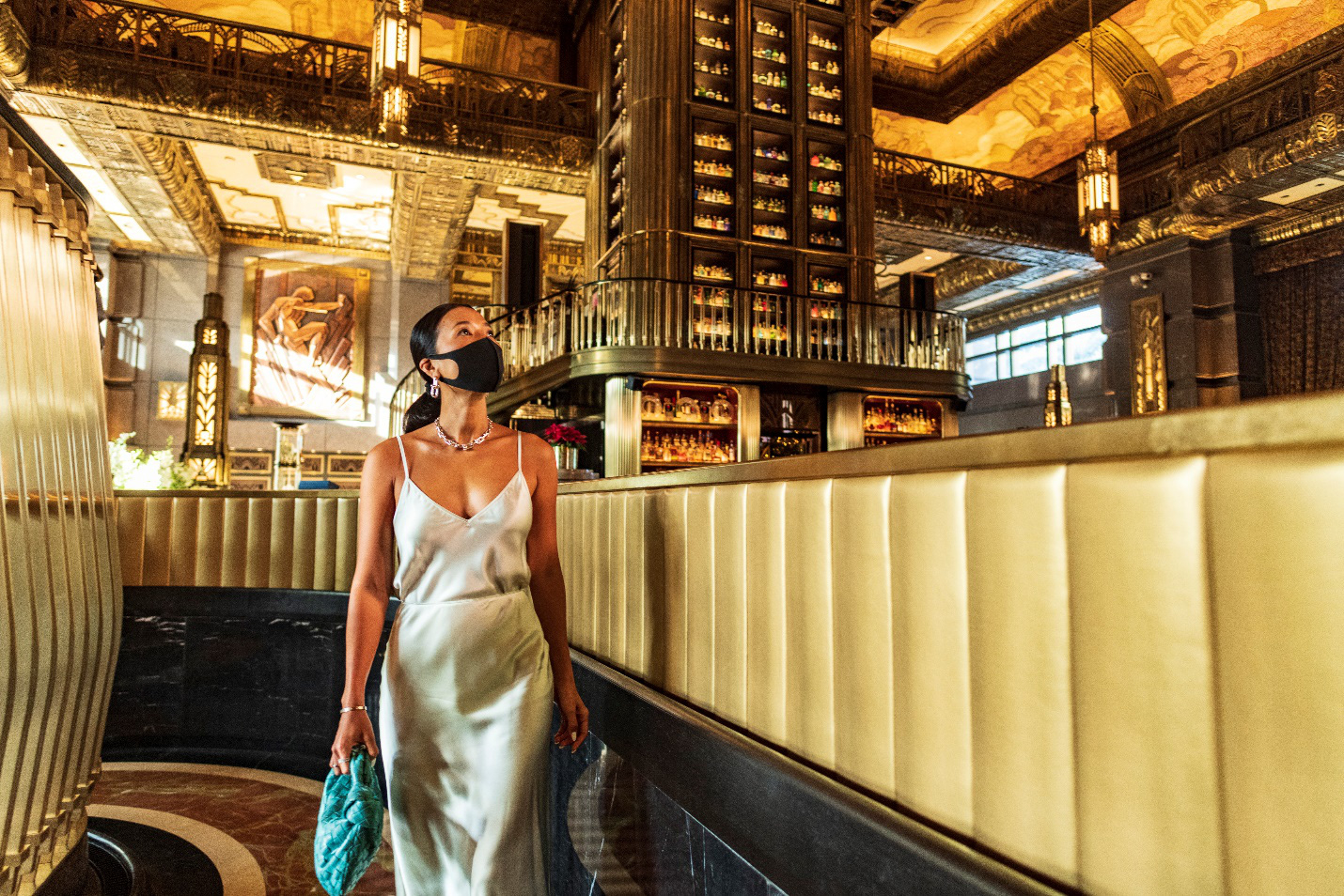 """Siêu mẫu Bằng Lăng """"phải lòng"""" văn hóa ẩm thực độc đáo của Singapore - Ảnh 5."""