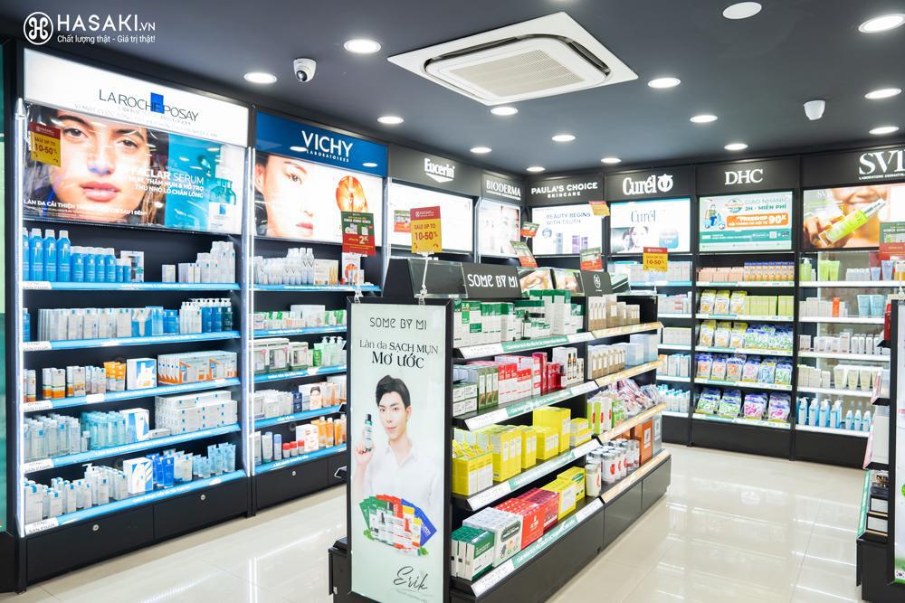 Tháng 4, Hasaki vừa khai trương chi nhánh 18, lại tiếp tục mở thêm 2 cửa hàng mới tại TP.HCM và Hà Nội - Ảnh 3.