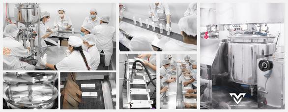 Tổng công ty Việt Mỹ Cosmetics - Hành trình chiếm trọn trái tim các tín đồ làm đẹp - Ảnh 3.
