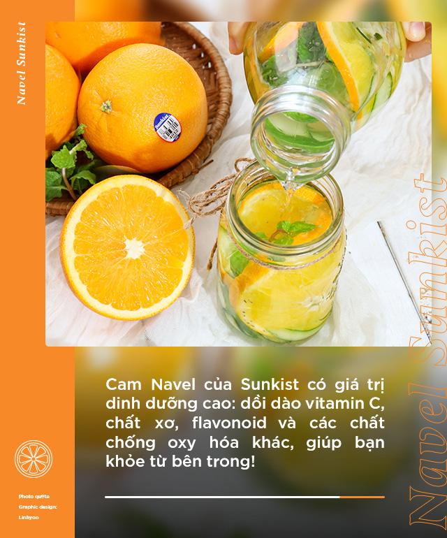 Loại cam hot từ Mỹ được food blogger Việt nổi tiếng lựa chọn, tìm hiểu mới biết quá trình trồng và chăm sóc cực kỹ lưỡng! - Ảnh 6.