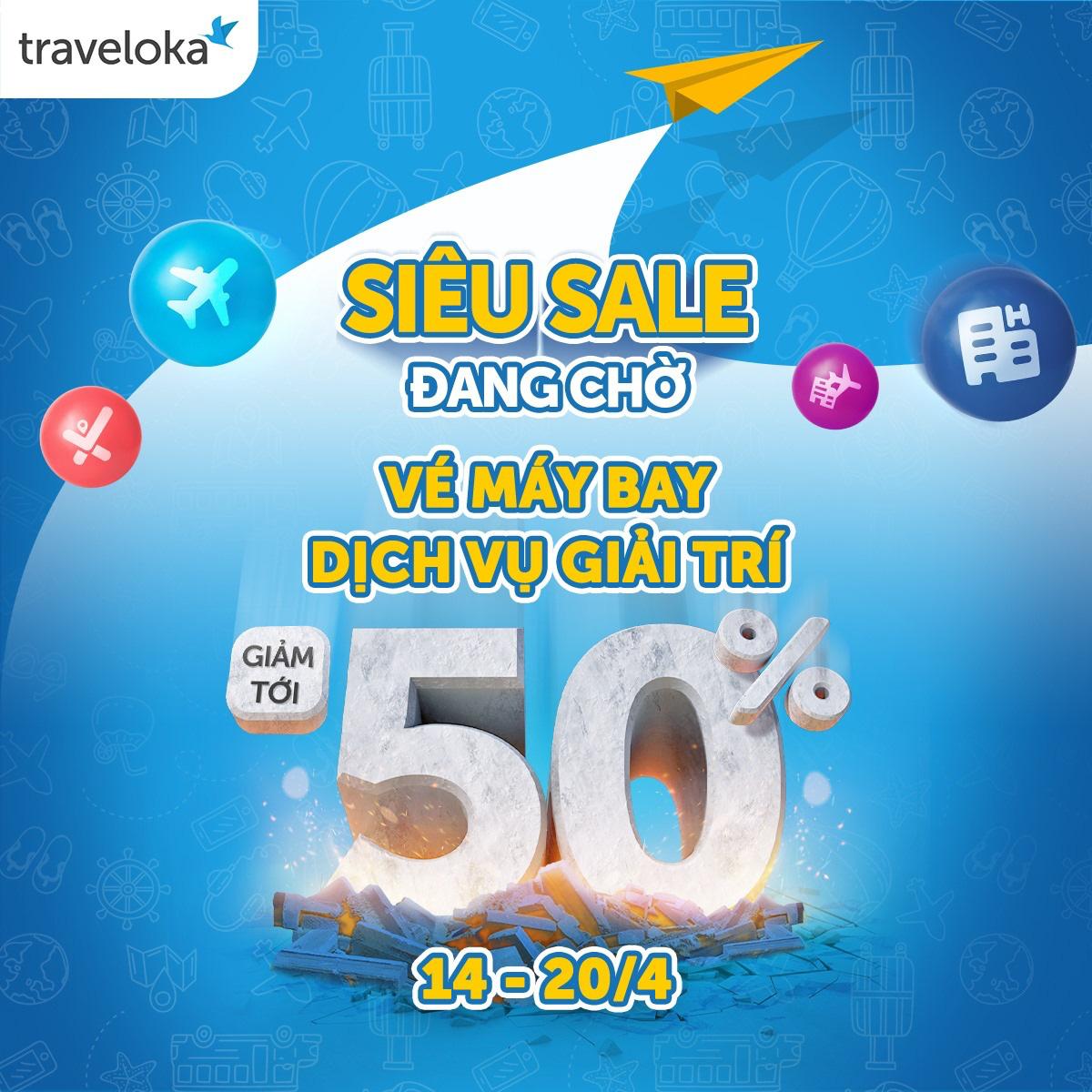 Traveloka EPIC Sale 2021 tái xuất, vạn deal chất ngất - Ảnh 3.
