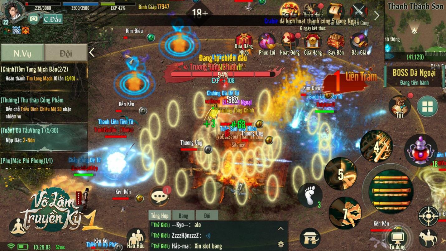 Võ Lâm Truyền Kỳ 1 Mobile ra mắt: Ngập tràn cảm xúc trong cộng đồng game thủ Việt - Ảnh 4.