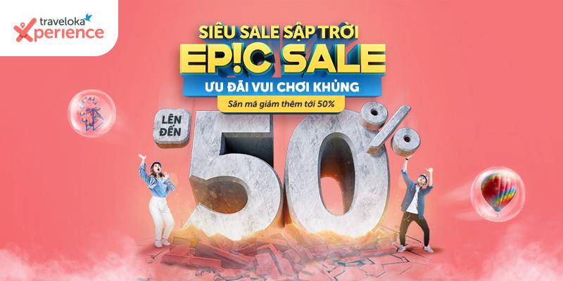 Traveloka EPIC Sale 2021 tái xuất, vạn deal chất ngất - Ảnh 5.