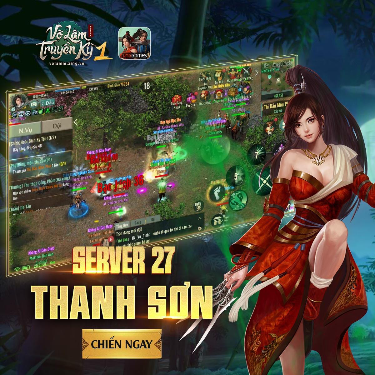 Võ Lâm Truyền Kỳ 1 Mobile ra mắt: Ngập tràn cảm xúc trong cộng đồng game thủ Việt - Ảnh 6.