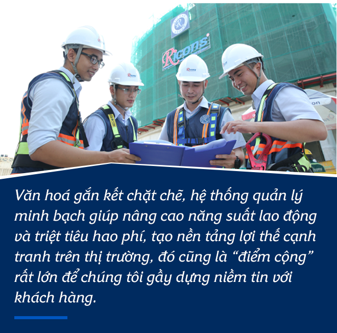 """Gặp người đàn ông xây toà nhà cao nhất Việt Nam: """"Chúng tôi đủ sức làm nên những công trình dẫn đầu thị trường"""" - Ảnh 4."""