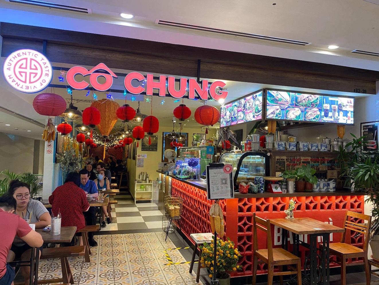 Nhà hàng Cô Chung tại Singapore được báo chí quốc tế khen ngợi - Ảnh 1.