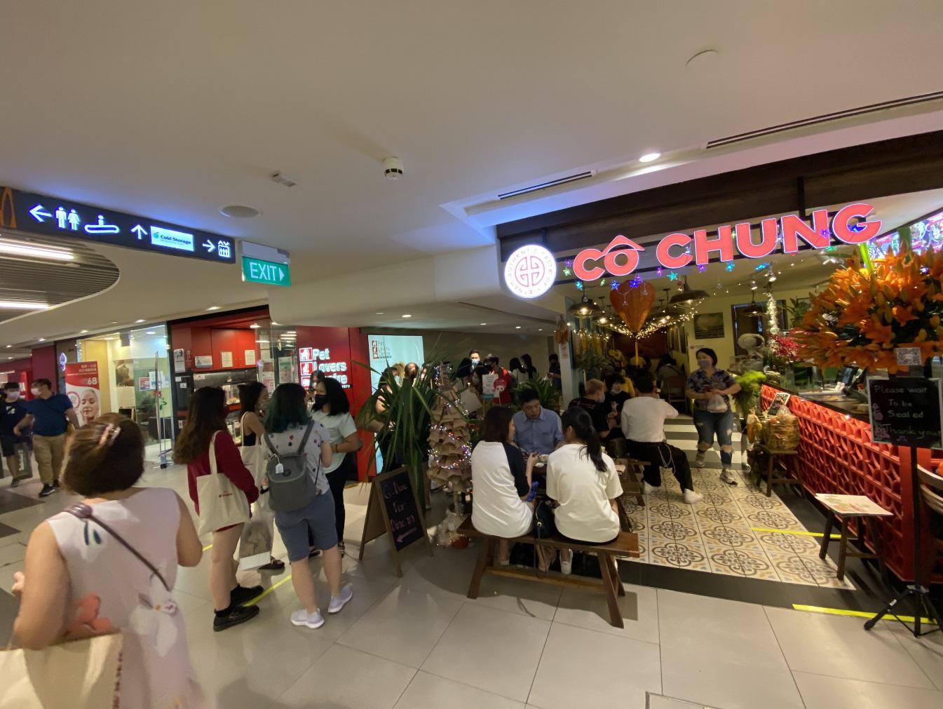 Nhà hàng Cô Chung tại Singapore được báo chí quốc tế khen ngợi - Ảnh 3.