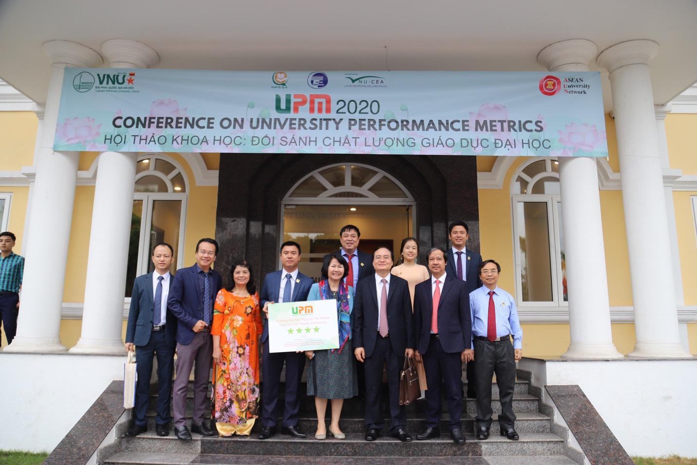 Trường ĐH Nguyễn Tất Thành: Tham gia kiểm định và xếp hạng là để đổi mới, nâng cao vị thế và chất lượng đào tạo - Ảnh 5.