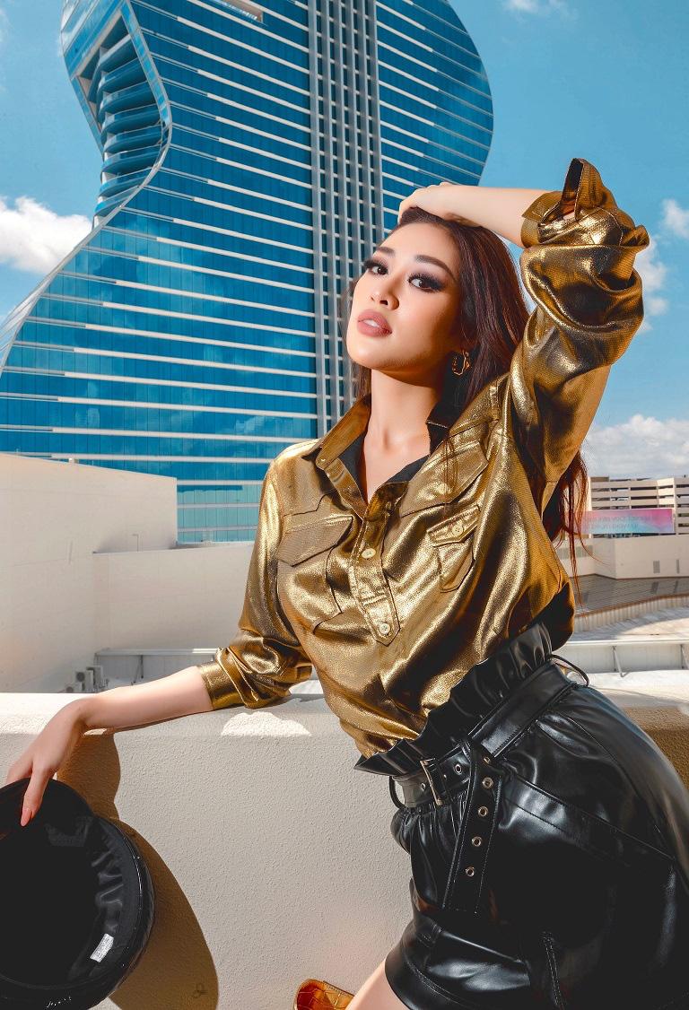 5 lý do để tin rằng Khánh Vân sẽ tỏa sáng tại Miss Universe vào 16/5 tới - Ảnh 4.