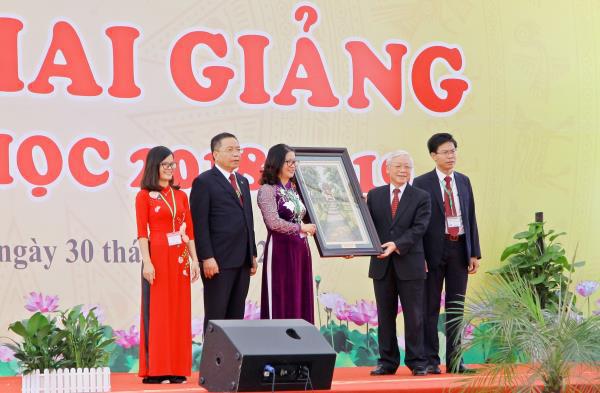 Giải mã lý do chọn Học viện Nông nghiệp Việt Nam - Ảnh 1.