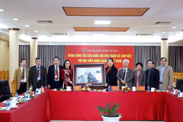 Giải mã lý do chọn Học viện Nông nghiệp Việt Nam - Ảnh 2.