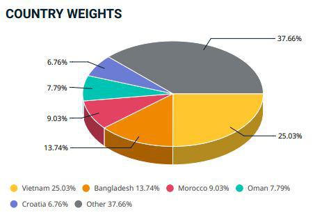 FLC và 7 cổ phiếu khác vào rổ MSCI Frontier Markets Small Cap - Ảnh 1.