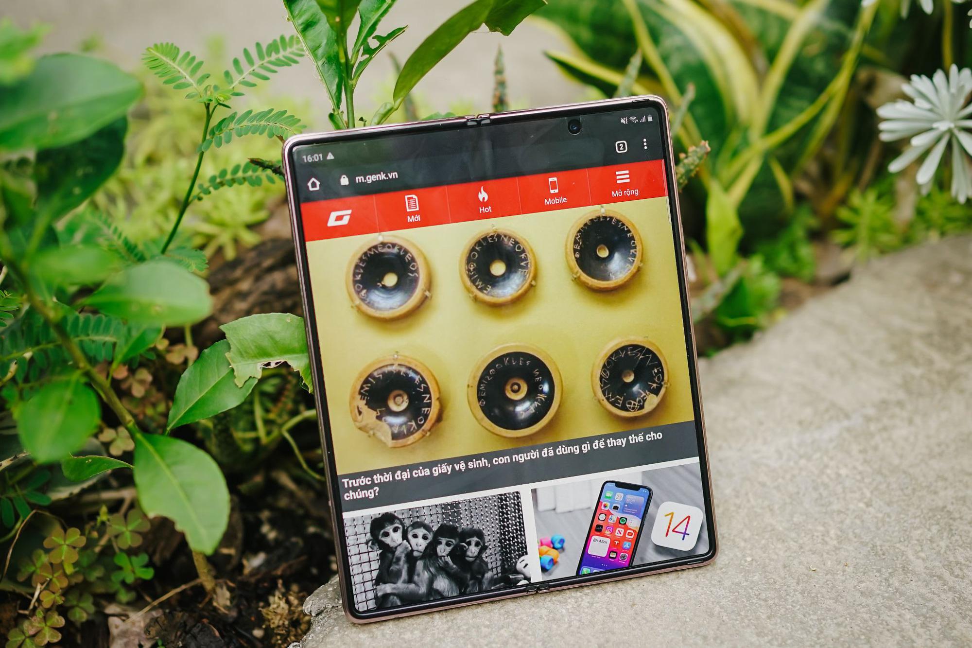 Công nghệ đặc biệt đem đến thiết kế hấp dẫn cho Galaxy Z Fold2 - Ảnh 4.