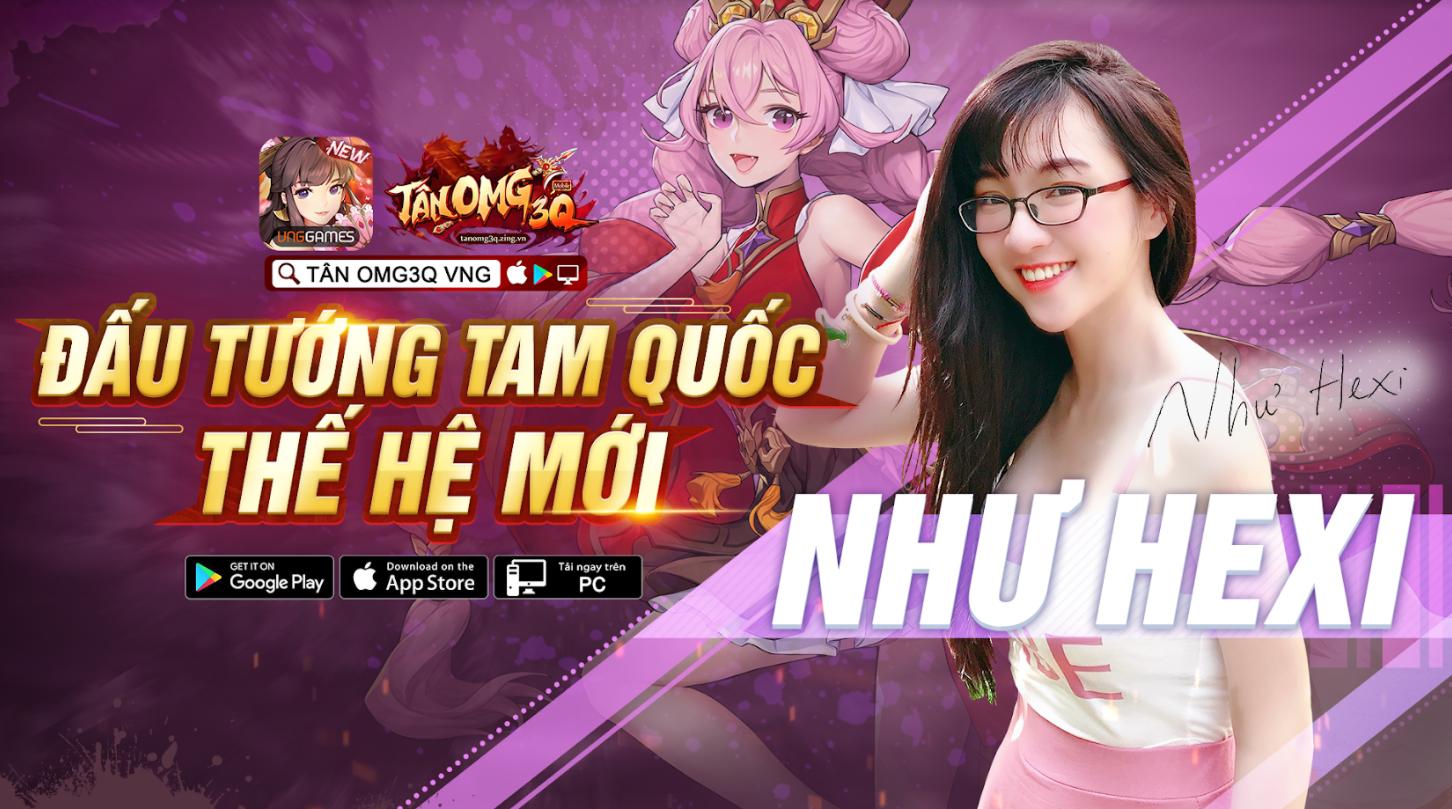 Từ làng streamer đến giới showbiz, các hot boy, hot girl đều thành fan của game chiến thuật Tân OMG3Q VNG - Ảnh 3.