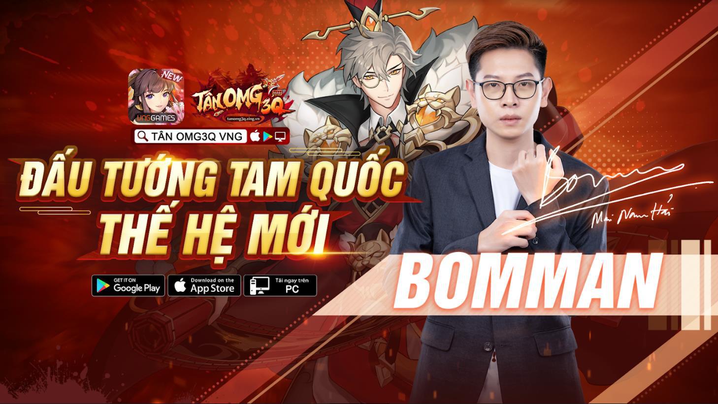 Từ làng streamer đến giới showbiz, các hot boy, hot girl đều thành fan của game chiến thuật Tân OMG3Q VNG - Ảnh 2.