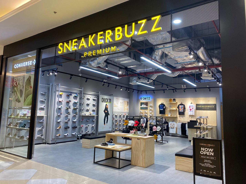 Sneaker Buzz thành công trở thành đối tác chính hãng cấp cao của Converse Việt Nam - Ảnh 2.