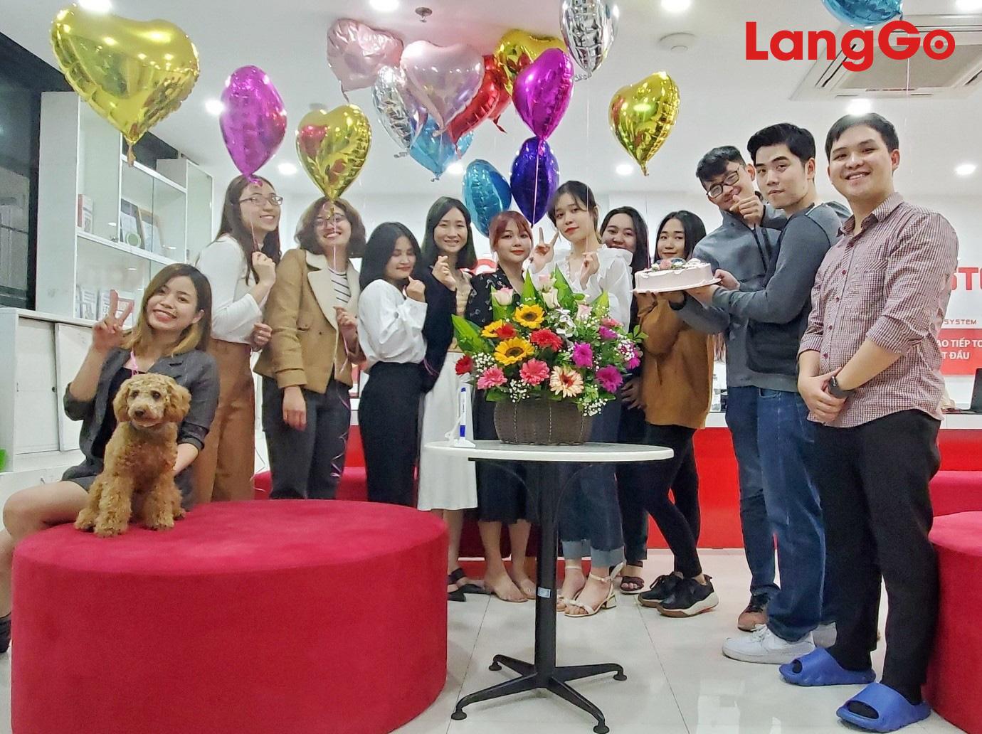 Lồng ghép 2 trong 1 tại luyện thi IELTS LangGo: Phương pháp mới đào tạo ngoại ngữ hiệu quả - Ảnh 3.