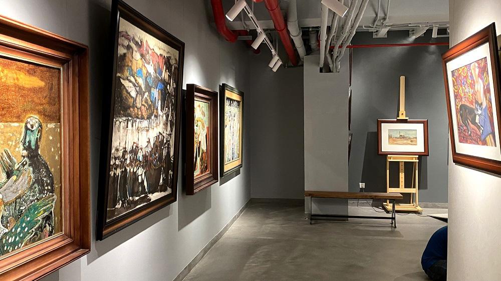 Thêm một không gian sáng tạo dành cho người yêu hội họa tại Sài Gòn - Ảnh 4.