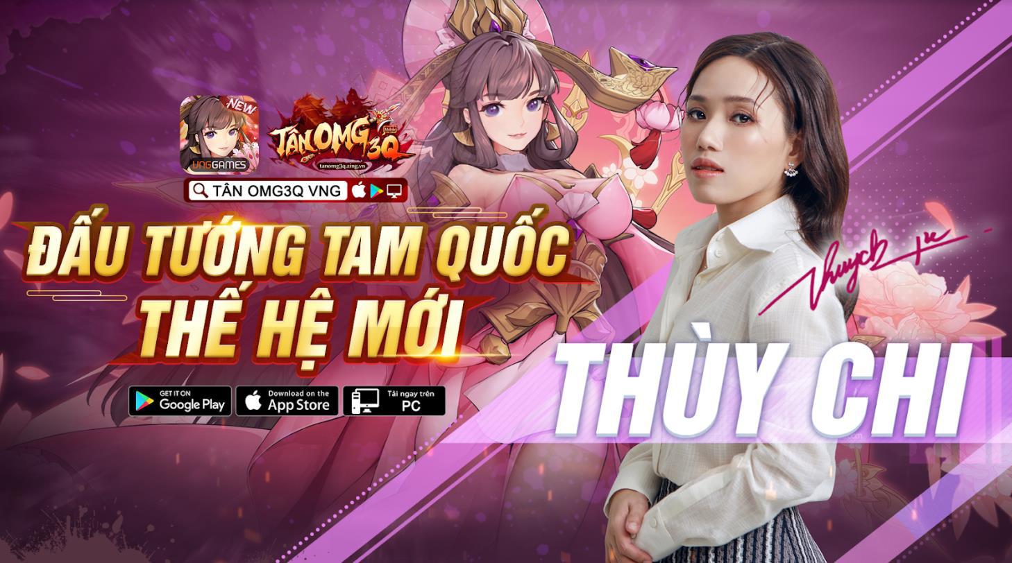 Từ làng streamer đến giới showbiz, các hot boy, hot girl đều thành fan của game chiến thuật Tân OMG3Q VNG - Ảnh 5.