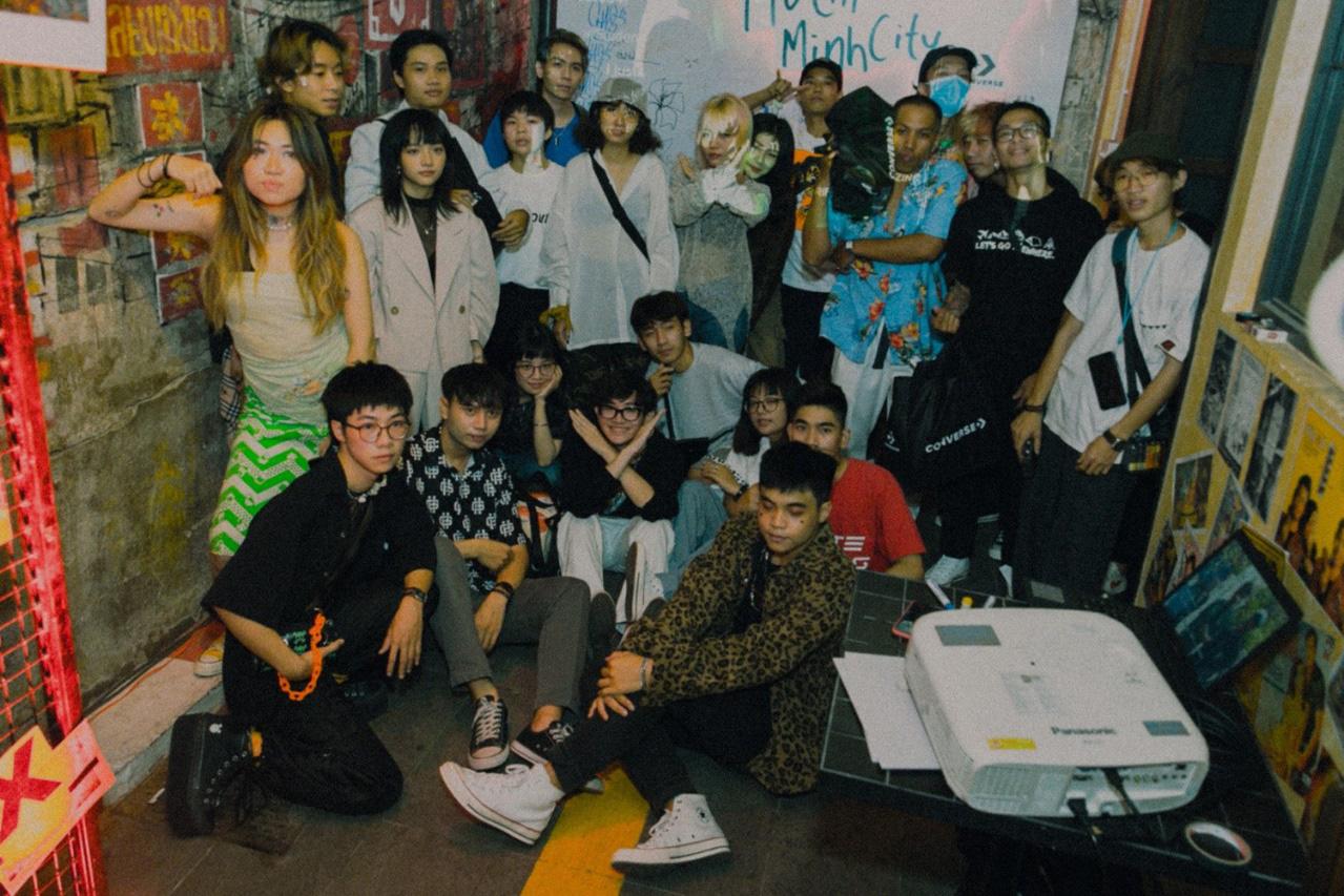 Sneaker Buzz thành công trở thành đối tác chính hãng cấp cao của Converse Việt Nam - Ảnh 6.