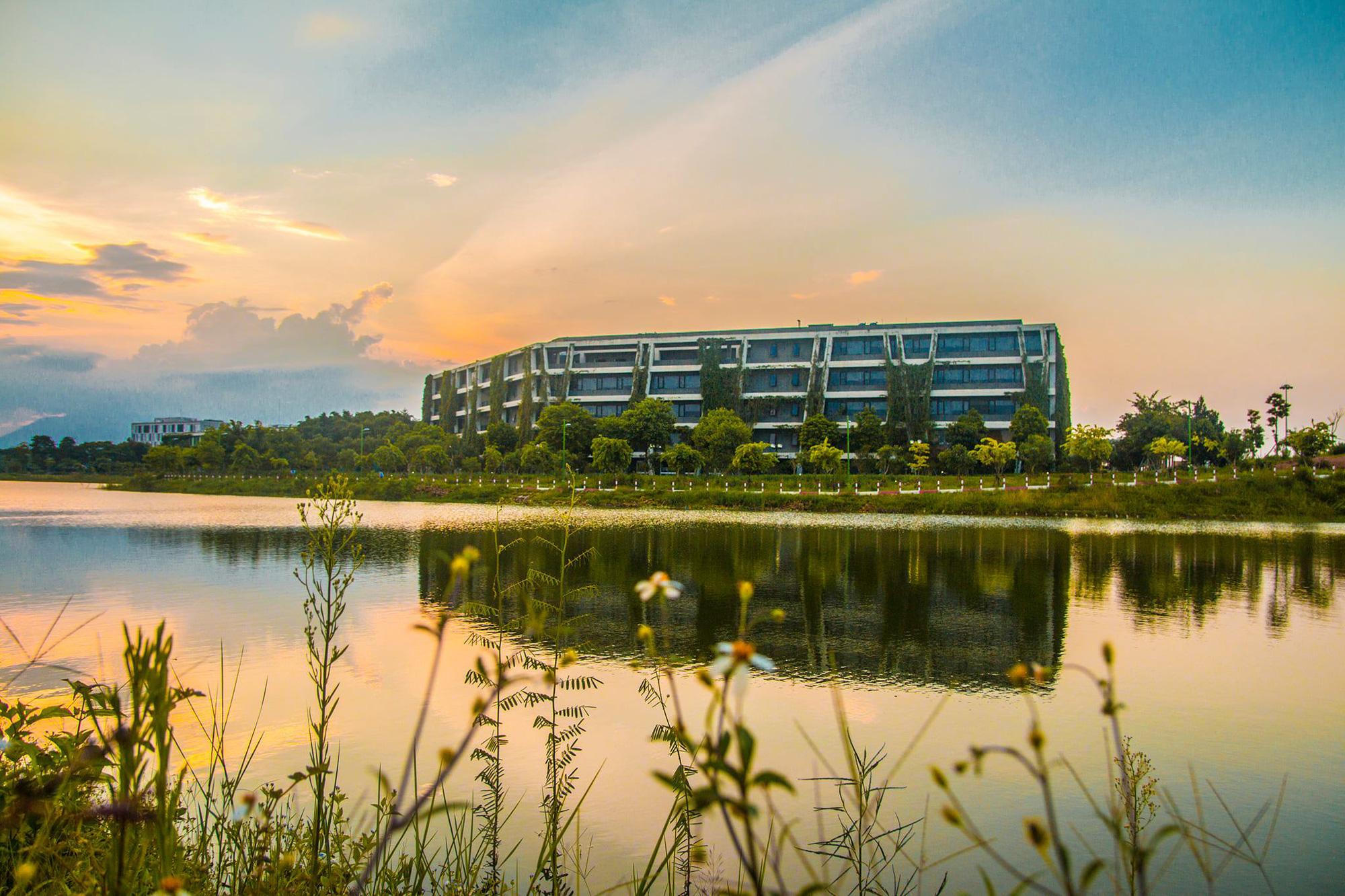"""Campus xanh """"quên lối về"""" của dân công nghệ ngay tại Hà Nội - Ảnh 13."""
