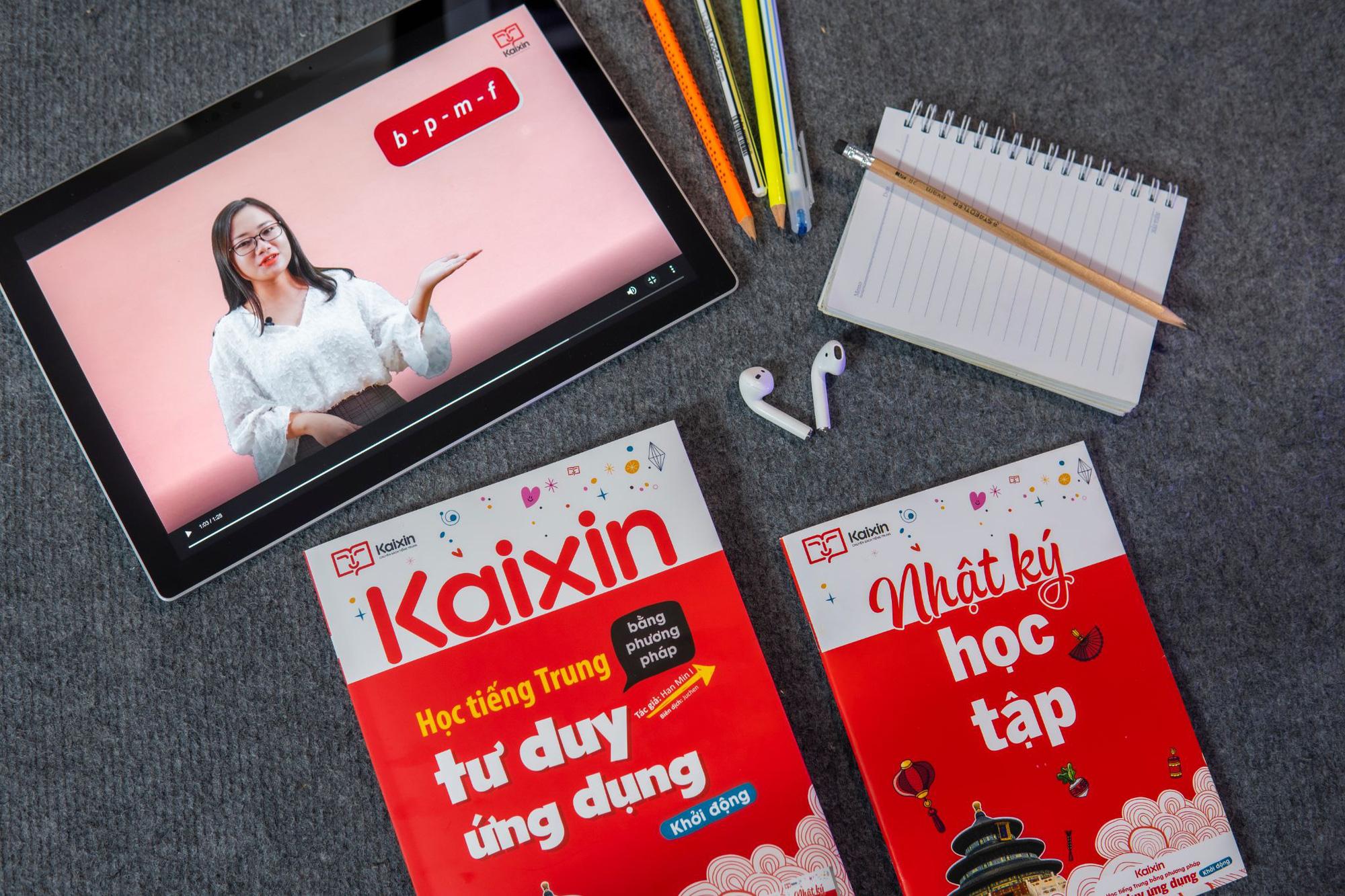 Khóa học tiếng Trung giao tiếp Kaixin: Vũ khí vạn năng dành cho người mới bắt đầu - Ảnh 3.