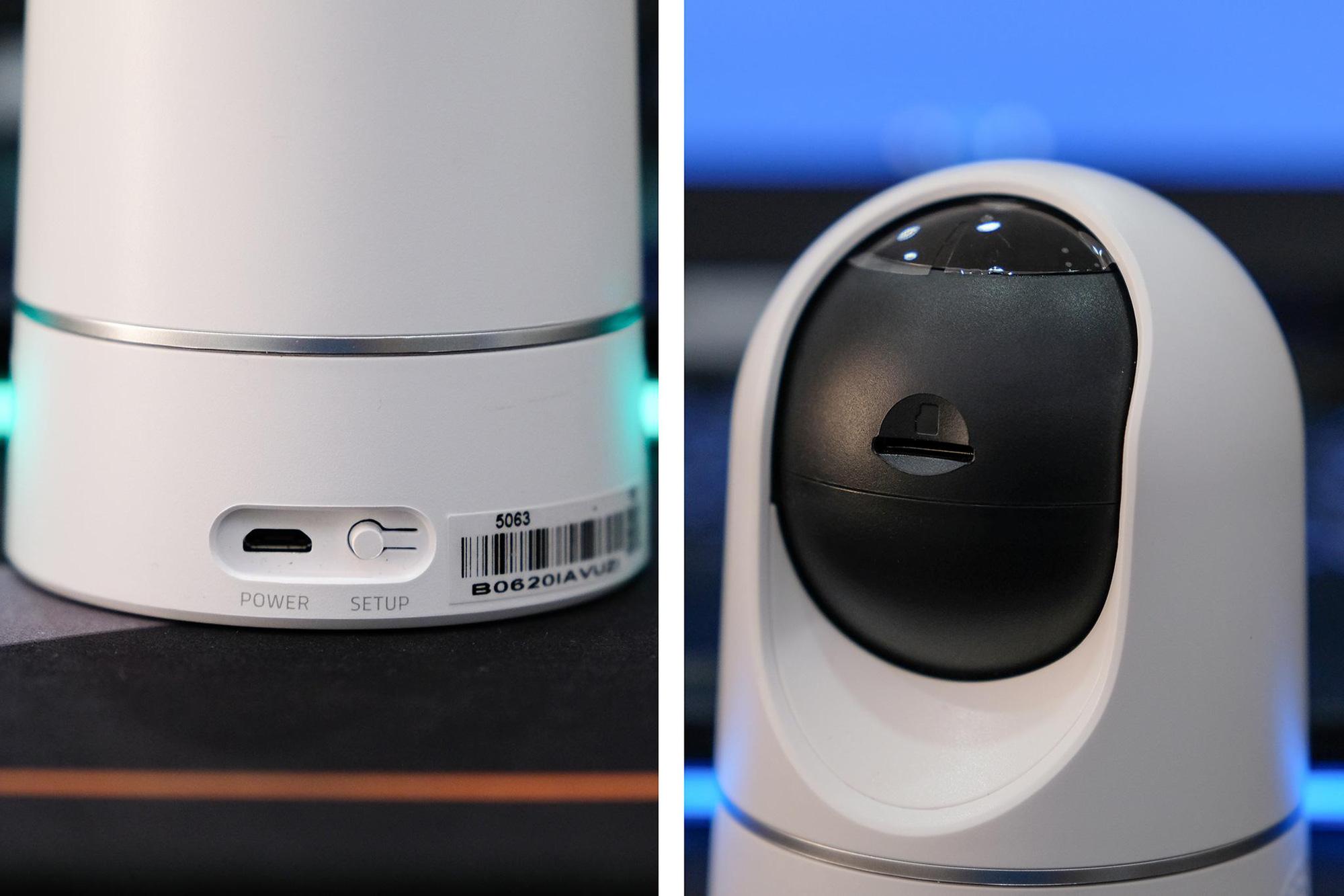 Camera Eufy Indoor 2K Pan and Tilt - Giám sát trẻ nhỏ thật dễ dàng - Ảnh 4.