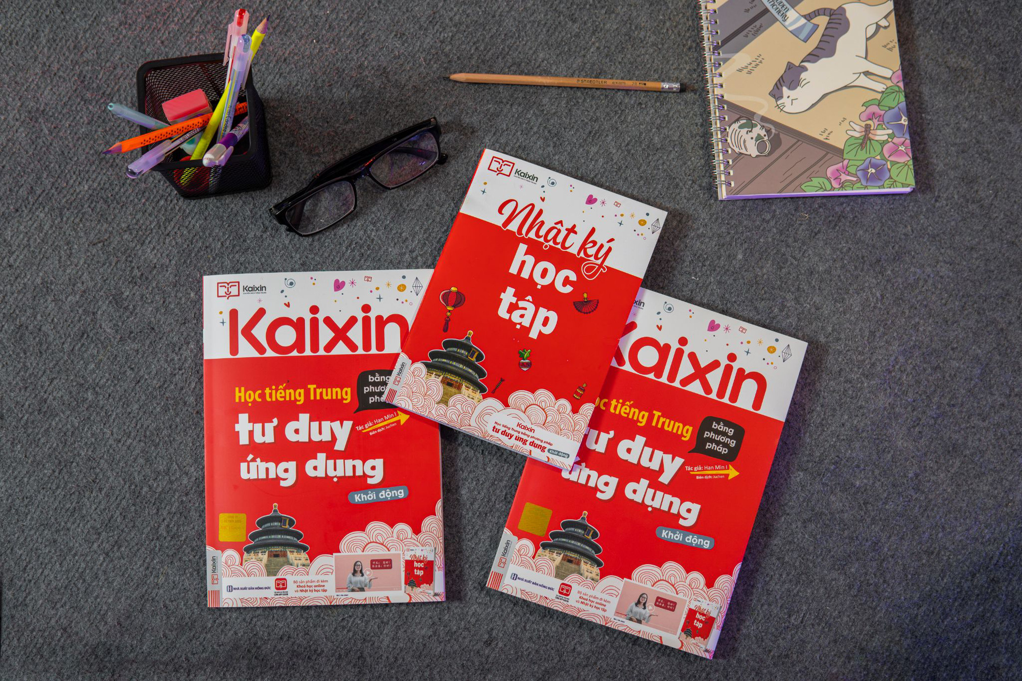 Khóa học tiếng Trung giao tiếp Kaixin: Vũ khí vạn năng dành cho người mới bắt đầu - Ảnh 5.
