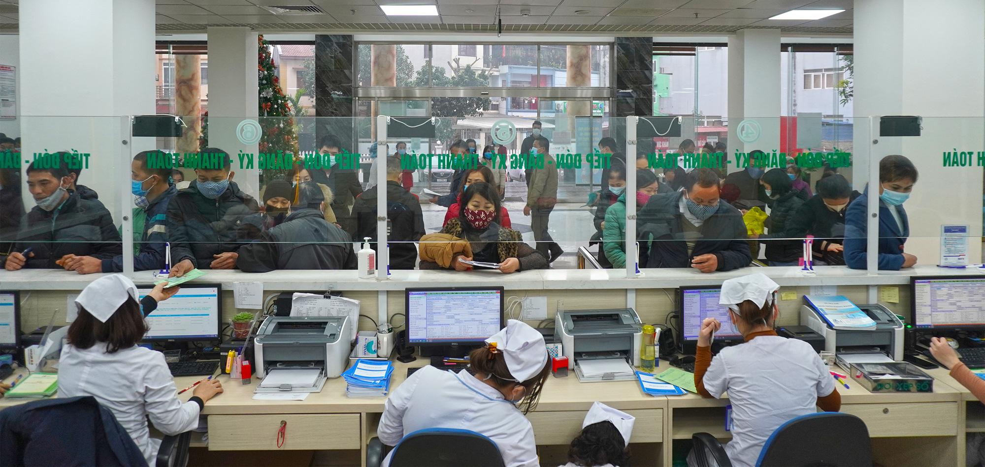Công ty Cổ phần Bệnh viện Quốc tế Thái Nguyên và câu chuyện tìm vốn trên thị trường để phát triển chuỗi bệnh viện phục vụ được số đông người dân - Ảnh 9.